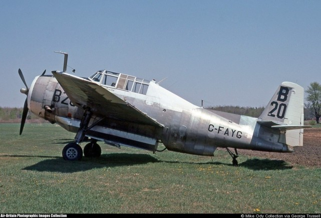 C-FAYG_SimcoeON_May1977-MOdy-1385198F