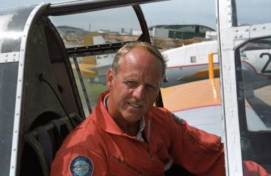 Pilot B. LeBlanc at FPL, Miramichi, NB. [FPL files]