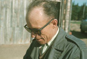 Pilot Jim Fewell. FPL files.