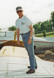 Kevin Dorcas, 2000 or 2001.