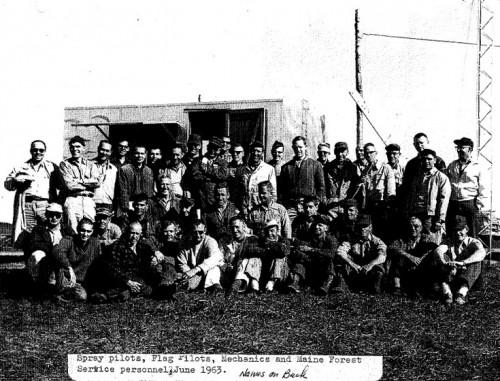 Maine 1963 - crew image
