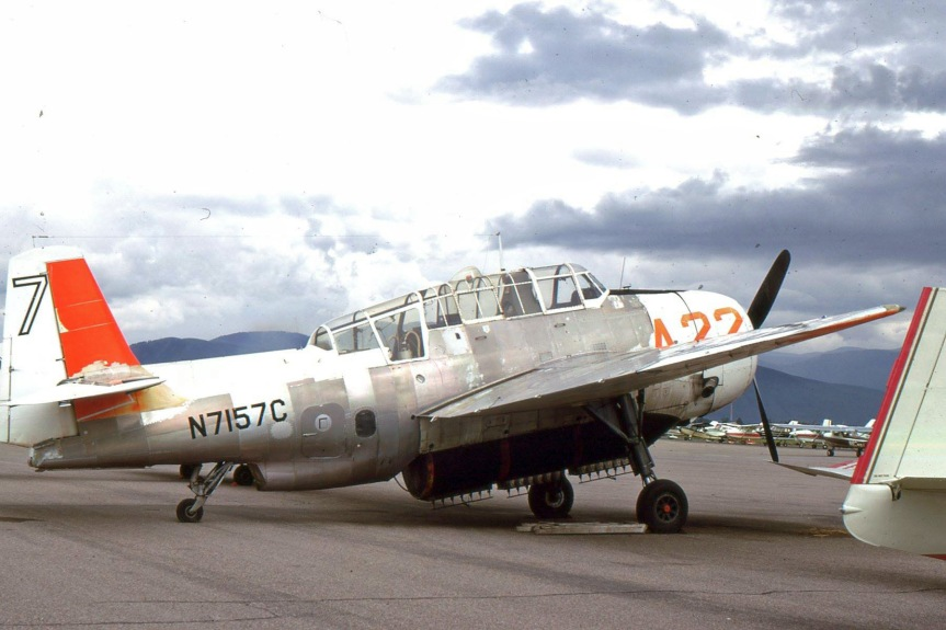 N7157C #A22_MissoulaMT_11Jun67_JAMorrow