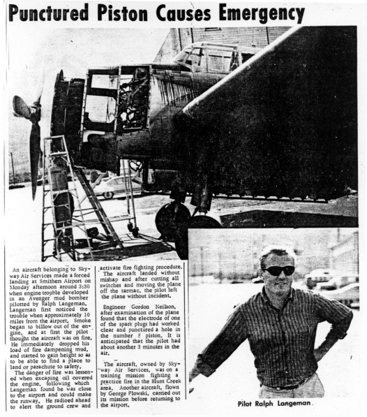 Ralph Langeman article