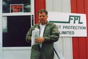 Ron Clowes, 6 July 1998.