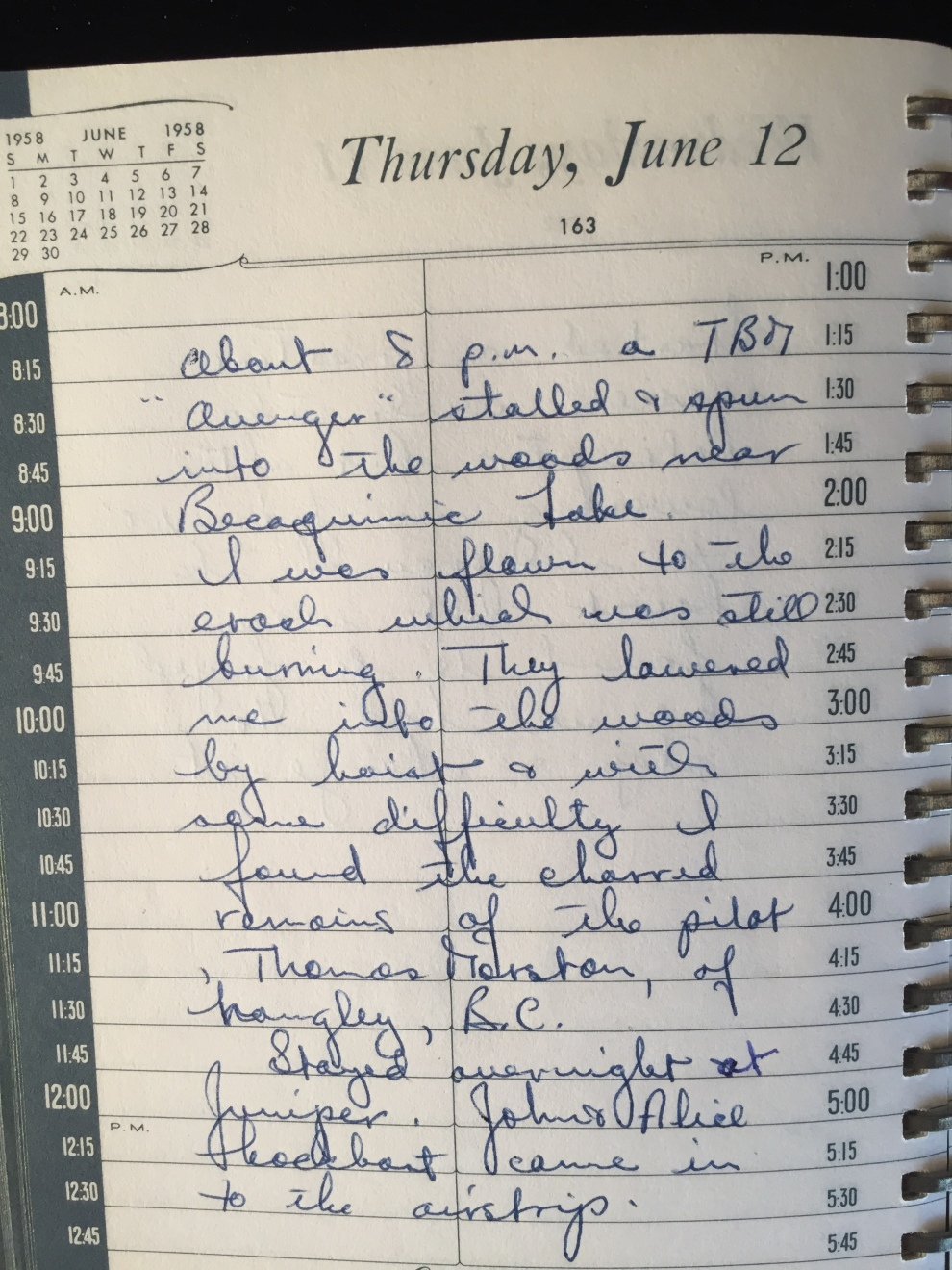 tbm-crash-diary-entry_12jun1958_edreynoldsimg_0279