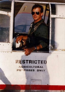 TBM pilot John Wood - fb