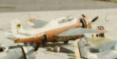 TBM fleet (12 of 19) at Deer Lake NF, 1969