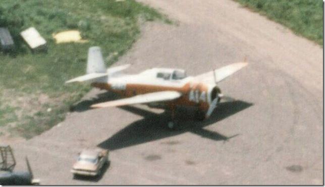 FPL TBM #A14  GLEN, Fredericton NB, 1976