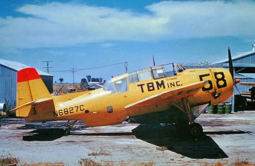 N6827C TBM Inc #58