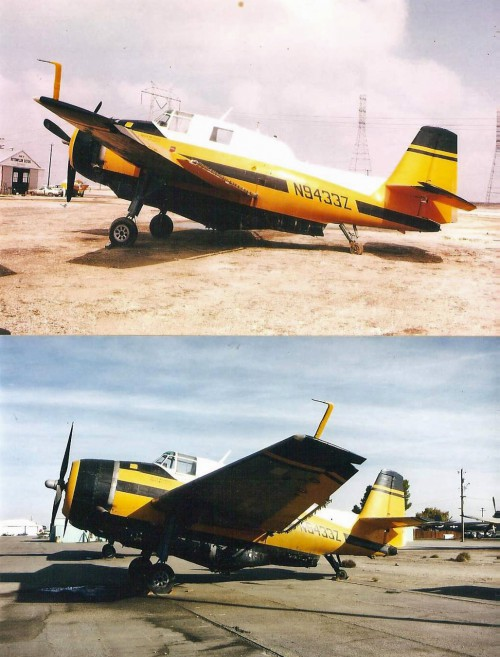 N9433Z Craig Aero TBM#--_ButtonwillowCA-DonFelton