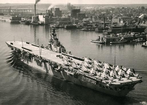 HMCS Magnificent-Avengers_HalifaxNS_1951
