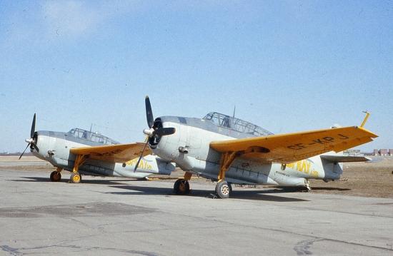 Airspray TBMs FKYA and FKPJ_WetaskiwinAL_1958_GHunter