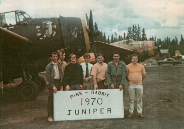 Maritime AS TBM#911 FXON #900 FXOM Rabbit team_JuniperNB_1970