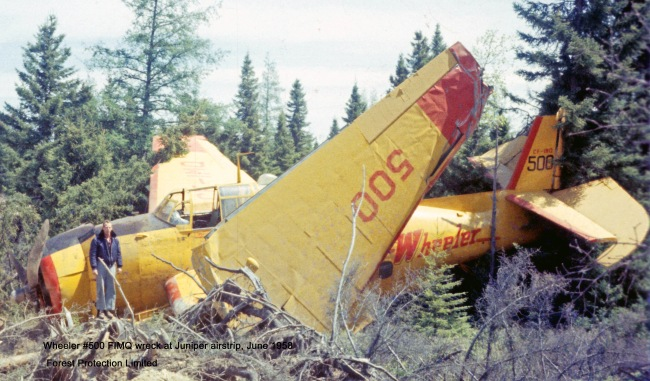 Wheeler TBM#500 wreck_JuniperNB_crashed Jun1958_L2A-04_annotated