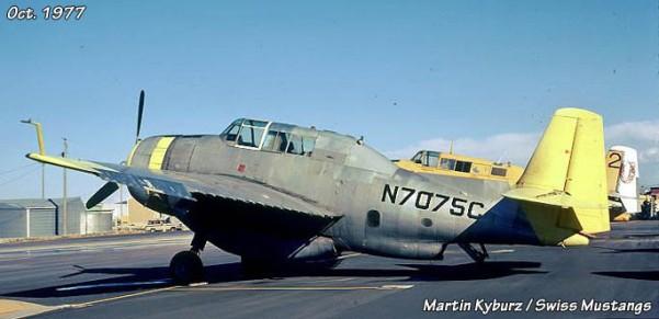 N7075C_Reeder TBM#55_Oct1977-MKyburz