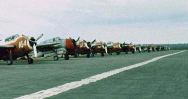 TBMs lined up_BlissvilleNB_May1976_A5-277c