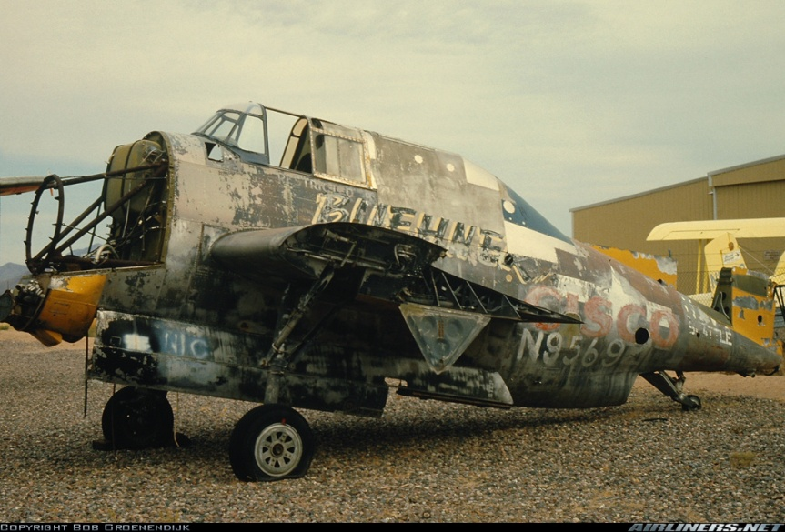 N9569Z Aircraft Spec_Sep1981_1028839