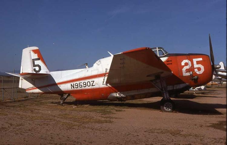 N9590Z Aircraft Spec #25_Apr1977_MKyburz