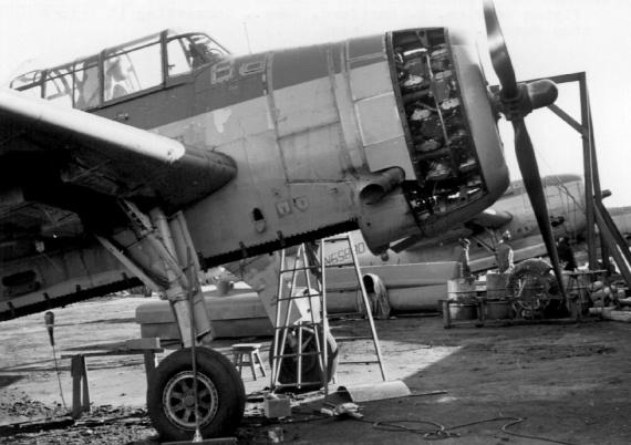 Simsbury Flying Service Avengers_SDASM