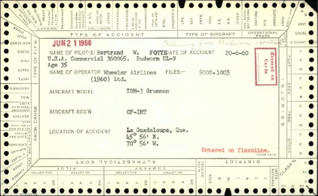 CF-IMT 1960 1