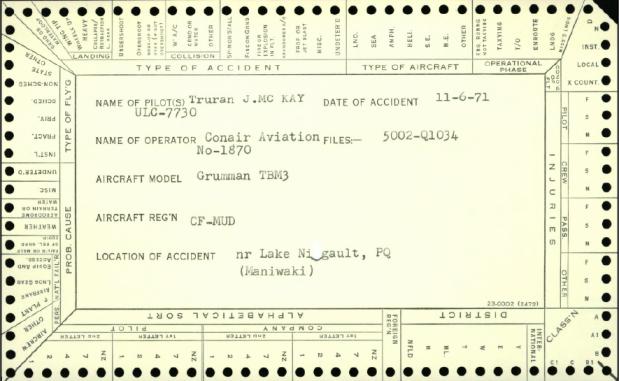 CF-MUD 1971 1